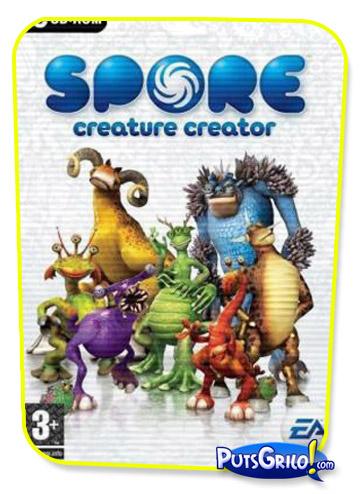 Game Spore criador de Criaturas Download