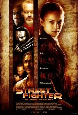 Filme: Street Fighter - A Lenda de Chun Li
