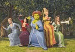 Shrek - Fiona