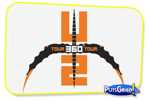 U2 360º: Imagens Espetaculares da Turnê