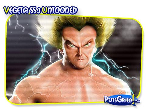 Dragon Ball Z: Vegeta, Piccolo e Super Saiyajin Untooneds