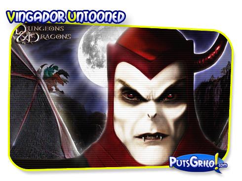 Caverna do Dragão: Dungeons & Dragons Untooned