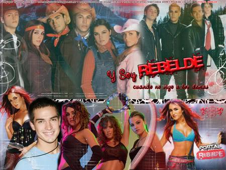 Rebelde (RBD): Você é Rebelde?