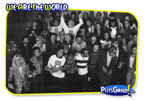 Michael Jackson - We Are The World (Video Clipe, Música e Tradução)