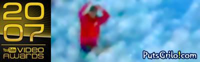 2007 YouTube Video Awards: Skate - Bowl de Balões