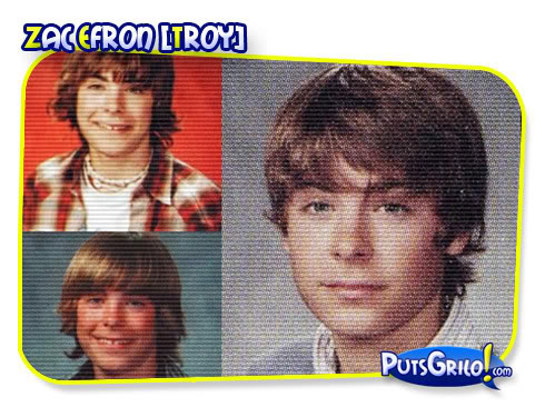 Fotos do Zac Efron Adolescente