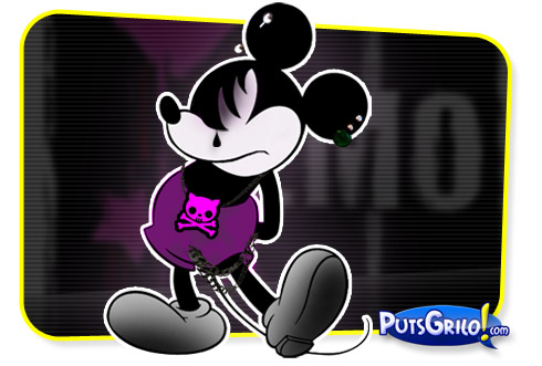 mickey-emo