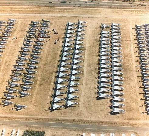 avioes 3 Fotos: Depósito de Aviões de Guerra dos Estados Unidos