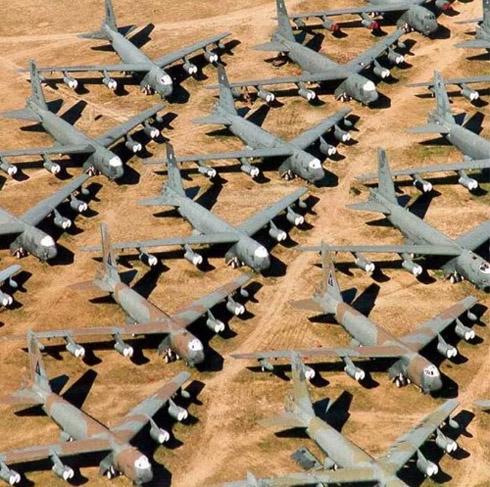 avioes 61 Fotos: Depósito de Aviões de Guerra dos Estados Unidos