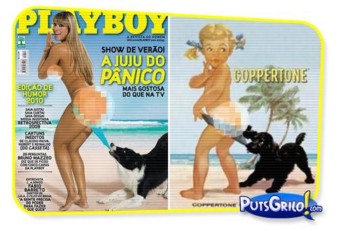 Playboy Panicat Juliana Salimeni Divulga Capa E Foto