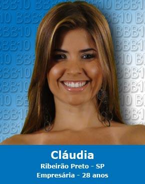 Claudia BBB10