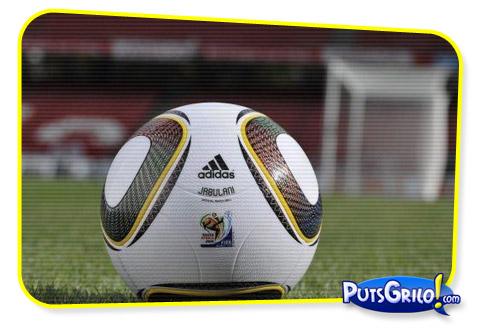 319f5b3a6b Futebol  A Bola da Copa do Mundo 2010 na África do Sul