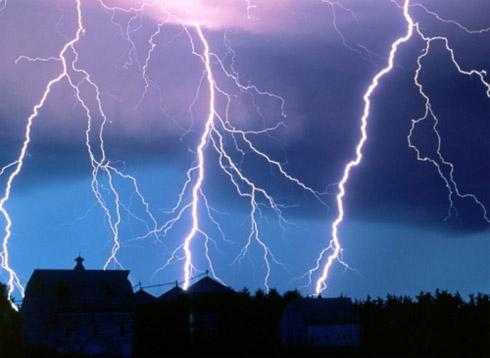 Fotos: Raios, Relâmpagos e Tempestades