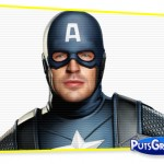 Filme Capitão América: Imagens Vazadas do Uniforme do Herói