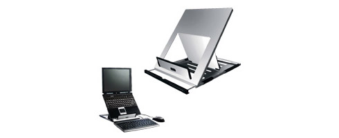 laptop stand 9 Design: Mesas e Apoios Para Notebook