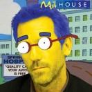 Montagem: Dr. House e Milhouse [Os Simpsons]