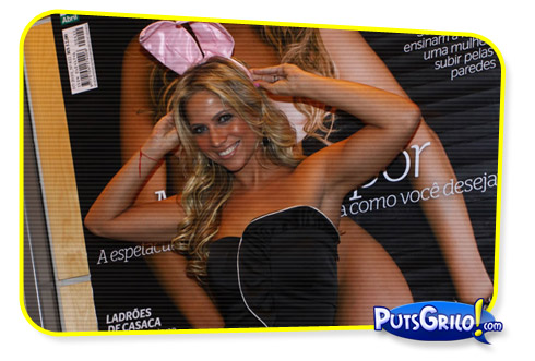 Playboy: Fotos e Making-OF de Mônica Apor