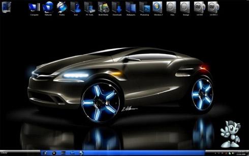 Windows 7: Download de Temas