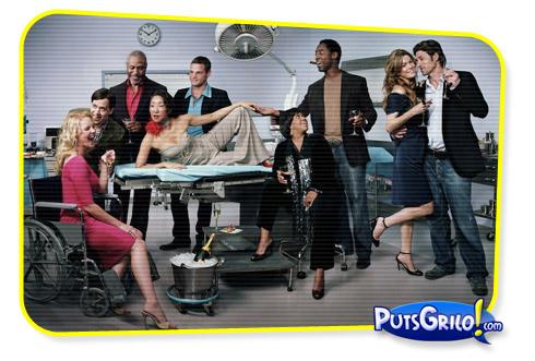 Série Grey's Anatomy: Assista Grátis no Terra TV
