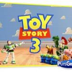 Toy Story 3: Brinquedos do Filme e Seus Sósias