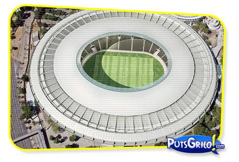 Copa do Mundo 2014: Novo Maracanã [Imagens]