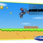 Jogo Online: Super Mario Moto