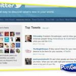 Novo Twitter Visualiza Fotos e Vídeos