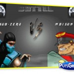 Download: Jogo Mortal Kombat vs Street Fighter Mugen
