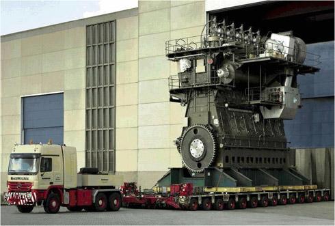 Caminhões de Mudanças e Carretas Gigantes [Fotos]