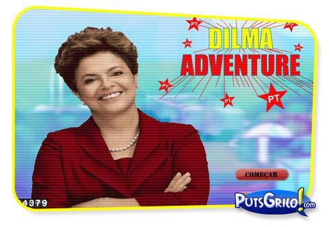 Eleições 2010: Jogo Online da Dilma