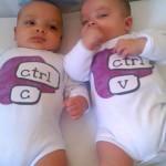 Filhos Gêmeos de um Nerd
