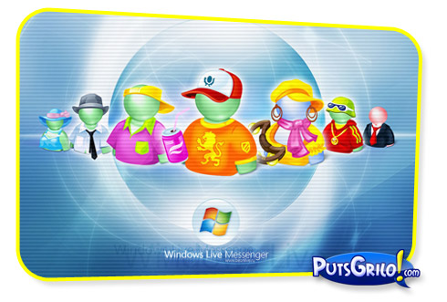 Windows Live Messenger MSN
