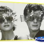 Óculos Bizarros em Exposição no Japão