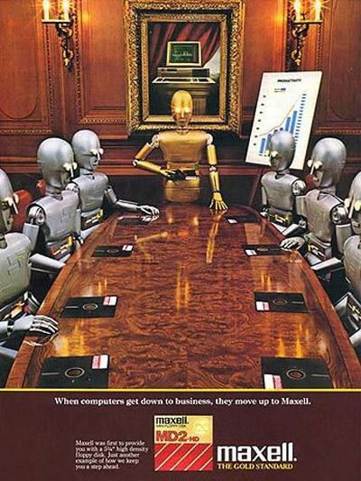 Propagandas Antigas de Tecnologia