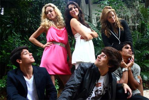 Novela Rebelde da Record [RBD]: Conheça os Protagonistas