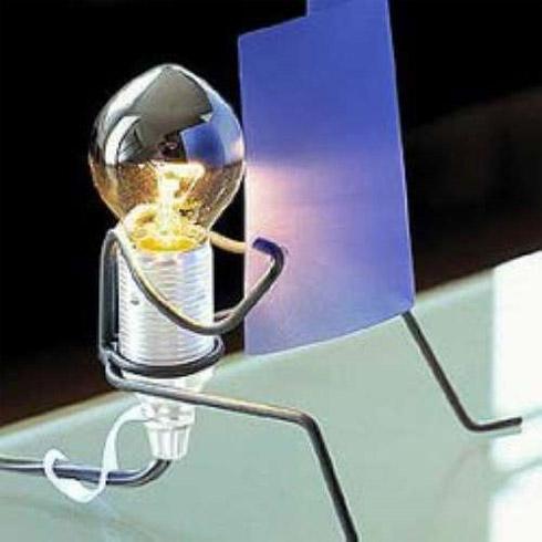 As Luminárias e Abajures Mais Descolados que Você Já Viu
