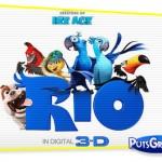 Filme Rio Divulga Novo Trailer
