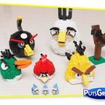 Angry Birds Versão Lego