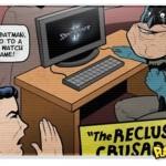 Batman versus Memes da Internet em Quadrinhos