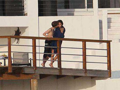 Flagra: Justin Bieber e Selena Gomez Juntos