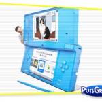 Nintendo DSi Gigante Feito de Lego