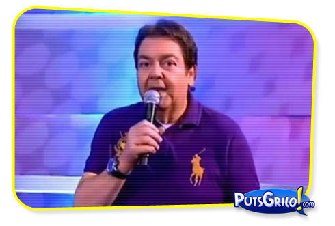 Pérola No Domingão do Faustão [Vídeo]