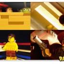 Oscar 2011: Filmes Indicados em Forma de Lego
