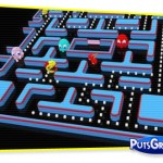 Video Games Retro em 3D