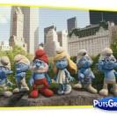Filme Os Smurfs: Poster Divulgado