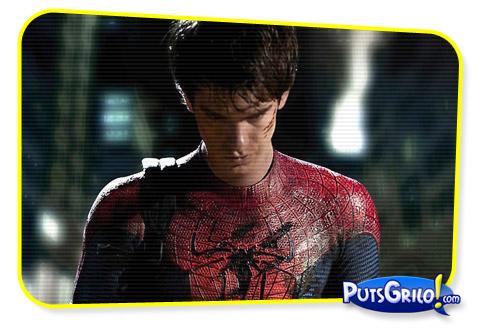 Filme Homem Aranha: Fotos do Novo Ator