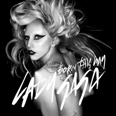capa gaga 1 Lady Gaga divulga capa do disco Born This Way