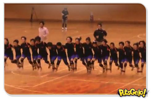 Trabalho de equipe em escola no Japão [Vídeo]