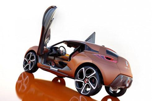Carros: o futurista Renault Captur