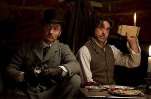 Sherlock Holmes 2: Filme divulga fotos